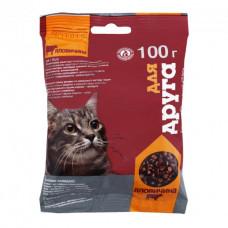 Сухий корм для котів Для Друга зі смаком яловичини 100 г 18332