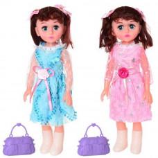 Лялька 326-867 сумочка, 2 види, муз., бат. (табл.), кул., 17,5-50-8 см.