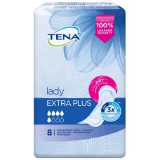 Урологічні прокладки Tena Lady Extra Plus InstaDry 8 шт