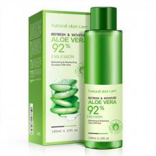 Тонік BioAqua Refresh&Moisture Aloe Vera 92 % 120 г