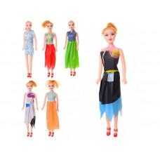 Лялька 343A мікс видів, кул., 9-31-3 см.