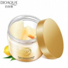 Патчі на тканинній основі BioAqua з Лимоном та Османтусом 60 шт