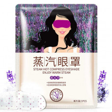 Гаряча маска для очей BioAqua з лавандою 30 г