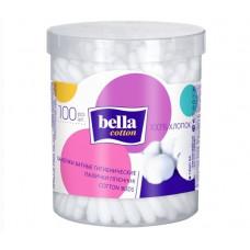 Ватні палички гігієнічні Bella Cotton 100 шт