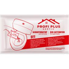 Біоактиватор Profi Plus 5в1 для септиків 25 г
