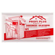 Біоактиватор Profi Plus 5в1 для дворових туалетів 25 г