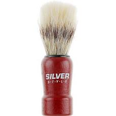 Помазок для гоління SPM-24 C бордо