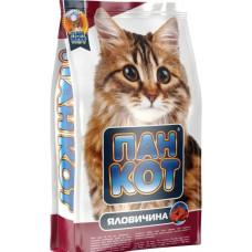 Сухий корм для котів Пан Кіт Яловичина 400 г