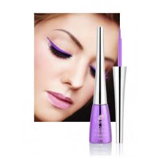 Підводка для очей  Farres Cosmetics LIQUID EYELINER 8010С Фіолетова