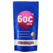 Плямовивідник гель кисневий для кольорових тканин БОС плюс Color 100 мл