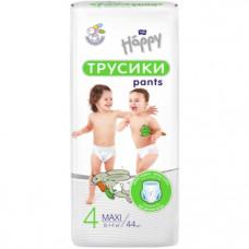 Підгузки-трусики дитячі Bella Baby Happy розмір 4  8-14 кг 44 шт
