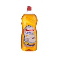 Гель для миття посуду Domik Expert Лимон 1500 мл