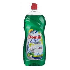 Гель для миття посуду Domik Expert Яблуко 1500 мл