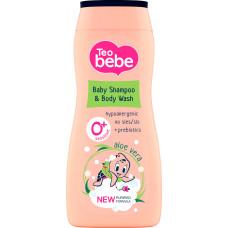 Дитячий шампунь Teo bebe Aloe 200 мл