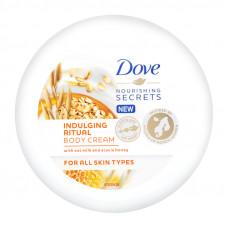 Крем для тіла  Dove з вівсяним молочком та медом акації 250 мл