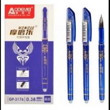 Ручка Пиши-стирай GP-3215 Odemei синя