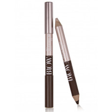 Олівець для брів TF Cosmetics Brow Pro Sculptor двосторонній W-213 №03