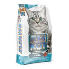 Сухий корм для кішок Пан Кіт Риба 400 г