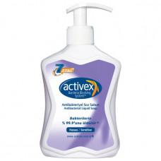 Антибактеріальне рідке мило Activex для чутливої шкіри 300 мл