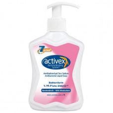 Антибактеріальне рідке мило Activex Зволоження 300 мл