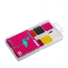 Фарба акварельна Гамма Захоплення  200103 10 кольорів