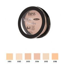 Пудра для обличчя Bless Air Mineral 5в1 spf 15 № 102 10 г