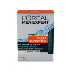 Лосьйон після гоління LOreal Paris Men Expert Гідра Енергетик Крижаний ефект 100 мл