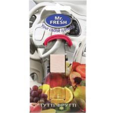 Ароматизатор в авто Mr.Fresh Тутті Фрутті 5 мл