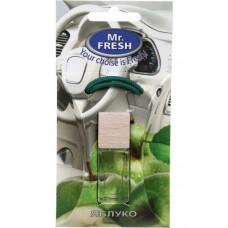 Ароматизатор в авто Mr.Fresh Яблуко 5 мл