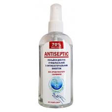 Лосьон для рук Fitodoctor Antiseptic Антибактеріальний 100 мл