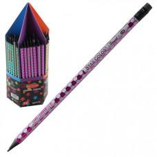 Олівець простий HF011 зі стразами