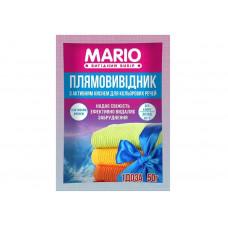 Плямовивідник Mario для кольорових речей 50 г