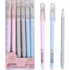 Ручка Пиши-стирай GP-3373 синя