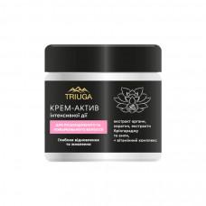 Крем-актив для пошкодженого та фарбованого волосся Triuga Ayurveda Professional Home Care Глибоке відновлення та живлення 300 мл