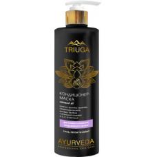 Кондиціонер-маска для тонкого волосся Triuga Ayurveda Professional Home Care Сила, обєм і сяйво 500 мл