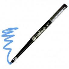 Олівець для очей Parisa Cosmetics автоматичний EyeLiner Waterproof EP-01 105 1.8 г