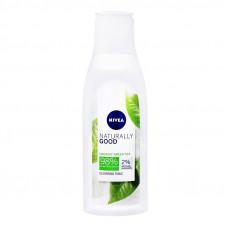Тонік Nivea Naturally Good очищаючий для обличчя 200 мл