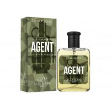 Одеколон парфумований Alex Maro  Agent  60%  100 мл