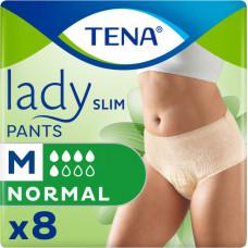 Підгузки-трусики для дорослих Tena Lady Slim Pants Normal Medium 8 шт