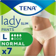 Підгузки-трусики для дорослих Tena Lady Slim Pants Normal Large 7 шт