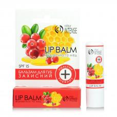 Бальзам для губ Colour Intense Lip Balm Healthy Therapy Журавлина і мед 5 г