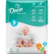 Підгузки Dada Eхtra Soft  розмір 5 junior 11-25 кг 39 шт