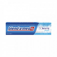 Зубна паста Blend-a-med 3D White Cool Water, 100 мл