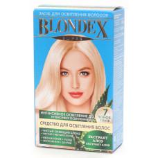 Засіб для освітлення волосся Blondex Super Алое