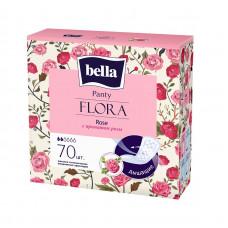 Щоденні гігієнічні прокладки Bella Panty FLORA Rose 70 шт
