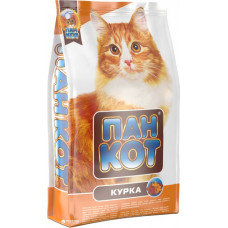 Сухий корм для котів Пан Кіт Курка 400 г