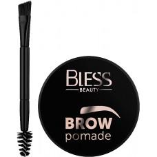 Помада для брів Bless Beauty Brow Pomade № 04 графіт