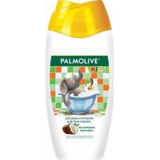 Дитячий гель для душу та купання Palmolive для тіла та волосся з кокосом 250 мл