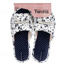 Капці домашні HS-VL Twins  Прованс сині р.36/37