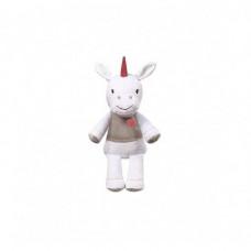 Іграшка мяка Щастливий Єдиноріг (34х12 см.)  BabyOno